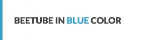 BeeTube Blue