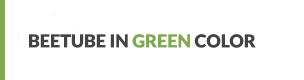 BeeTube Green