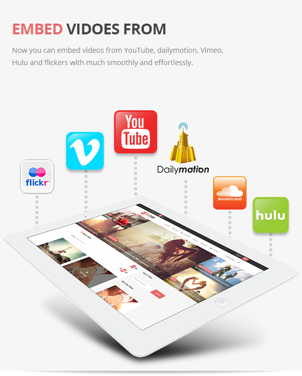 BeeTube Video WordPress Theme | JoinWebs